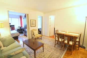Spacious Sutton Place 2 Bedroom